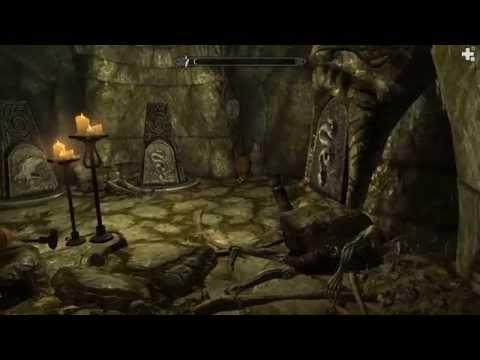 Skyrim #088 - Запретная легенда (часть 1)