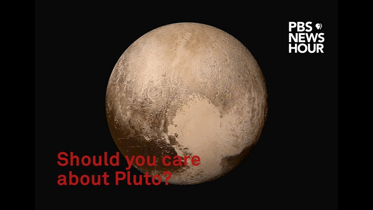 5 things you never knew about the New Horizons mission to Pluto