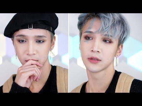 EXO 'Power' Xiumin & Baekhyun Inspired Makeup - Edward Avila