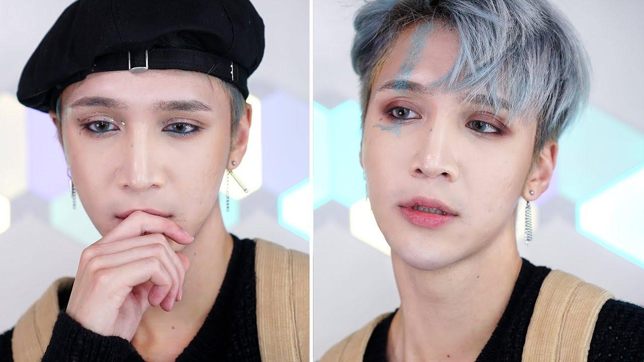 EXO \u0027Power\u0027 Xiumin \u0026 Baekhyun Inspired Makeup , Edward Avila