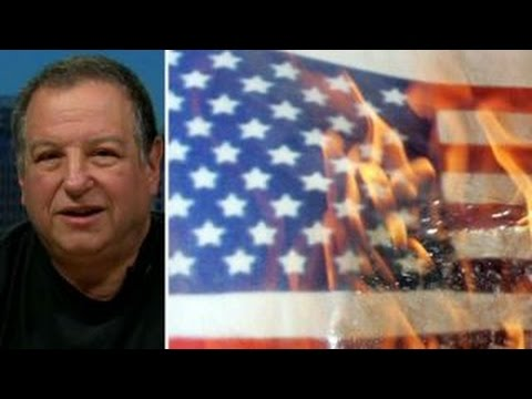 Advocate: Sometimes circumstances justify burning US flag