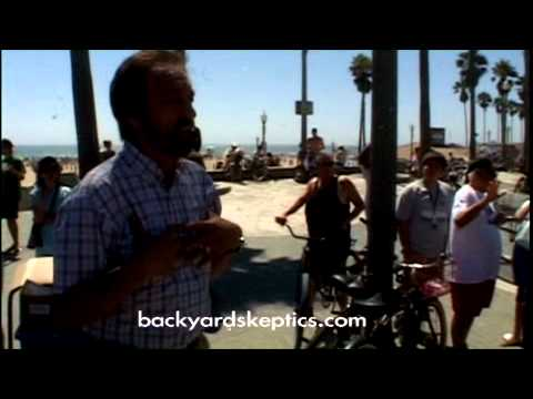 Ray Comfort debate Bruce Gleason and Michael Martin at HB Pier 7-29-12