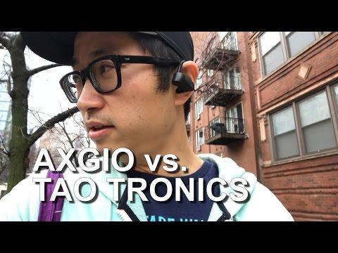 AXGIO TRULY WIRELESS EARBUDS Vs. TAOTRONICS BLUETOOTH EARBUDS