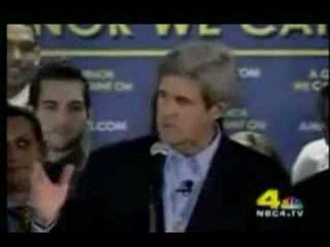 John Kerry says stupid troops stuck in Iraq