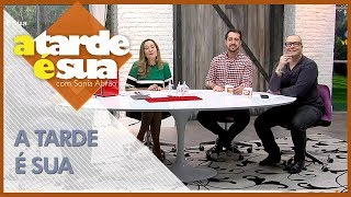 A Tarde é Sua (13/11/18) | Completo