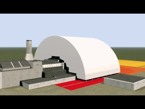Chernobyl's 'New Safe Confinement'
