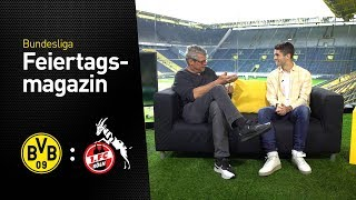 Das Feiertagsmagazin vor dem 4. Spieltag mit Christian Pulisic | Borussia Dortmund - 1. FC Köln