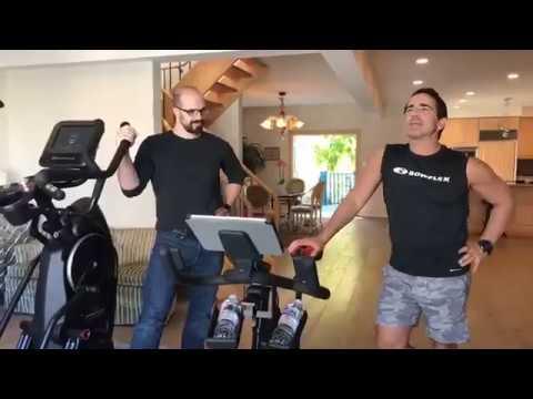 Bowflex Breakfast Club First Look At The C6 Bike Youtube