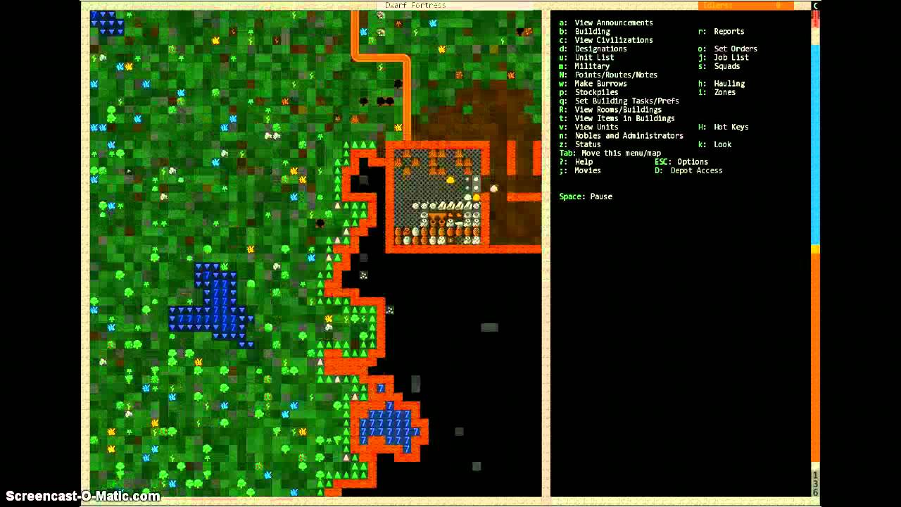 dwarf fortress lnp