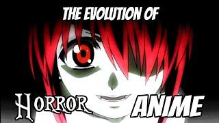 The Evolution of Horror Anime
