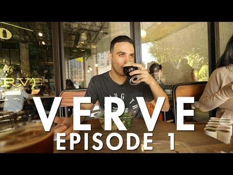My First DTLA Coffee Vlog - Verve Coffee Roasters    EP. 1   Mihran Kirakosian
