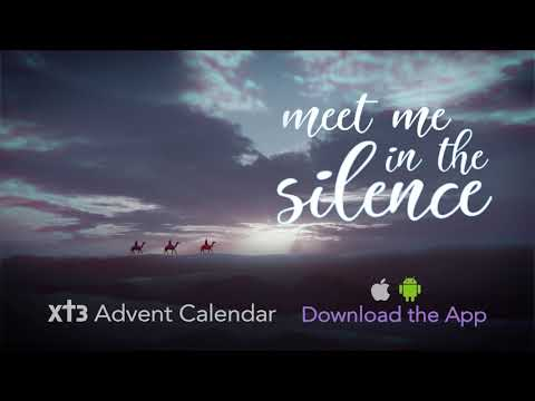 2018 Advent Calendar App Promo