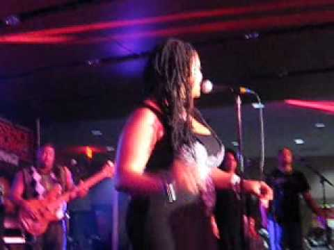 Lalah Hathaway Live at Essence Music Festival 2009,