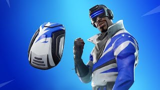 New PlayStation plus exclusive Skin!!| Blue Striker| Fortnite BR| PS4