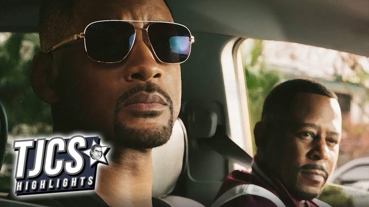 Bad Boys For Life Drops First Trailer