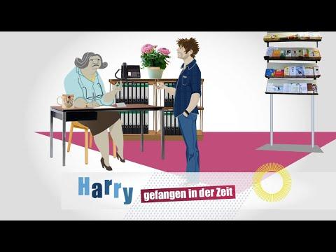 Learn German (A1-B1)   HARRY – Gefangen In Der Zeit   Episode 35