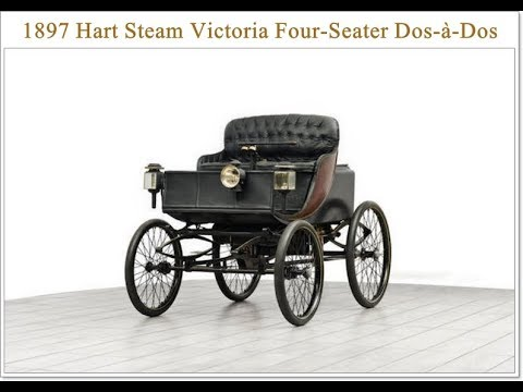 Classic, Vintage Cars of the 1800s - part 2