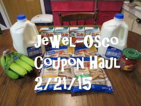 Jewel-Osco Coupon Haul 2/21/15 ~ Perdue Short Cuts $1.50