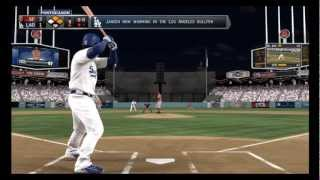 MLB 13: The Show Gameplay - San Francisco Giants vs. L.A. Dodgers NLCS