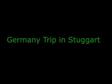 School Trip Video in Stuttgart, Germany