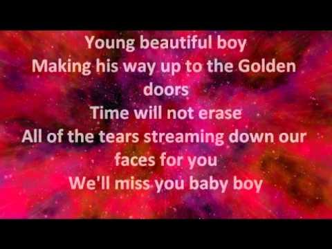 Beautiful Boy - Coleen McMahon (Lyrics Video)