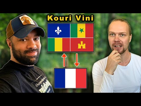 Louisiana Creole vs French Speakers | Can they understand it?