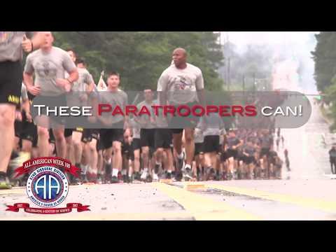 All American Week 100 Division Run