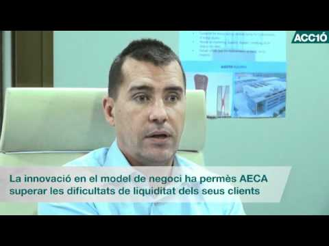 AECA Group: Energies renovables per un món sostenible / ACC1Ó