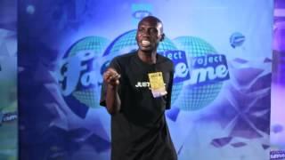 New Godwin dance alert | MTN Project Fame Season 8.0 [FUNNY]