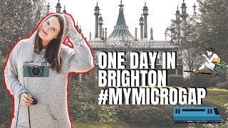ONE DAY IN BRIGHTON, ENGLAND   TOUR, YOGA, SAUNA MyMicroGap