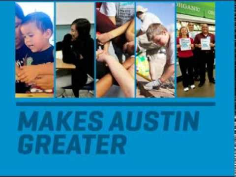 What we do at United Way for Greater Austin