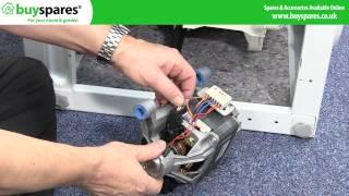 CESET motors only GORENJE washing machine carbon brushes