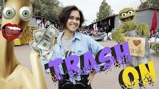 TRASHON \ Одеться на 1000 рублей