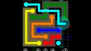 FLOW FREE bridges pack 7X7 all levels screenshot 5