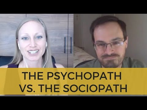The Psychopath Vs The Sociopath | Interview With Dr Todd Grande