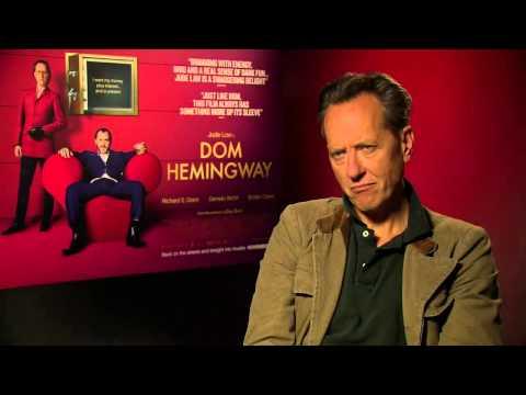 Richard E Grant Interview