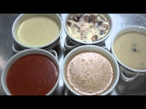 Veloute sauce and Derivatives