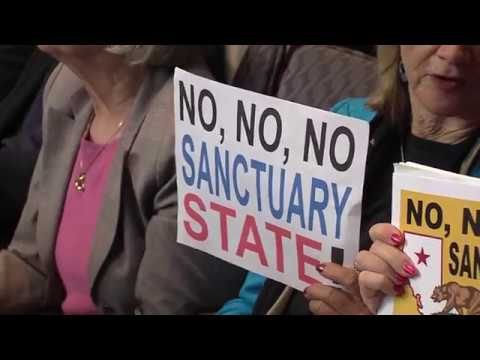 San Diego County Board Of Supervisors Votes To Support Trump 'Sanctuary' State Lawsuit