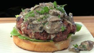 Primo Greek Burger Recipe