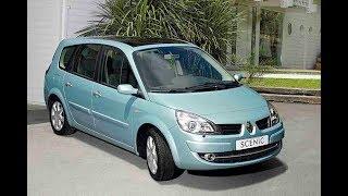 Renault Scenic 2 2006года за 3500евро, обзор