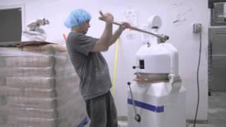 Leafs Hero Burger Branded Bun - How It's Made