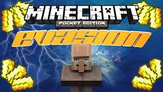evasion adventure map w mrgap pt 1 the start   minecraft pocket edition
