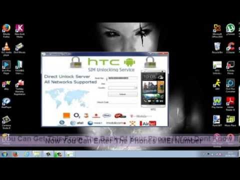 How To Unlock Your HTC Butterfly S Free