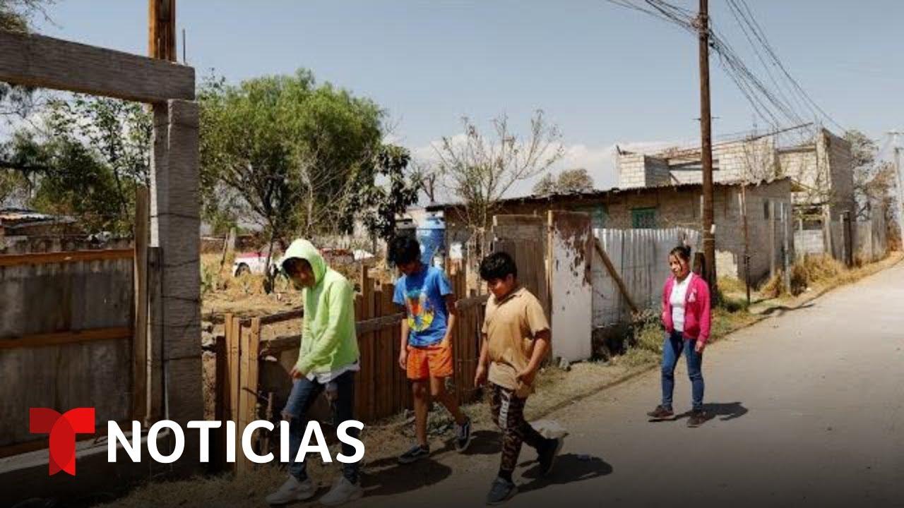 La pandemia desinfla el sector educativo en México | Noticias Telemundo