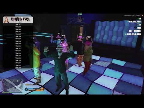 Rendőrök és A Maffia. Night Fall RP 64 Slot.