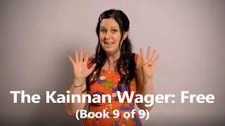 Introducing 'The Kainnan Wager: Free' by Belinda Stott