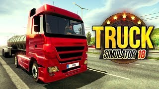 Truck Simulator 2018 Amazing New Game