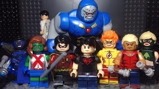 Lego Young Justice: Darkseid