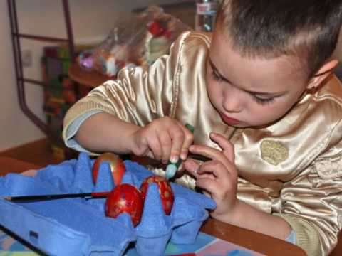 Easy Arts and Crafts for Kids: EASTER 2009 *** Umjetnost i vjestine za djecu: uskrs 2009.