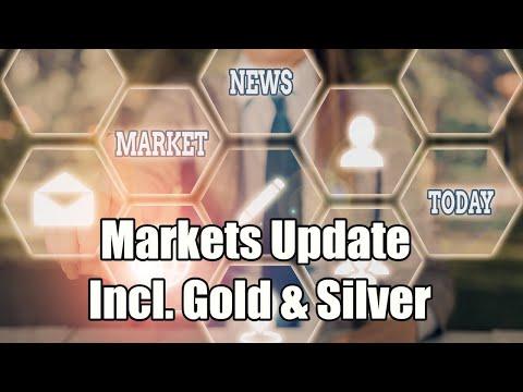 Financial & Markets Update incl. Gold & Silver